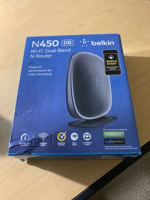 WiFi Dual-Band N Router for Sale in Winter Park, FL