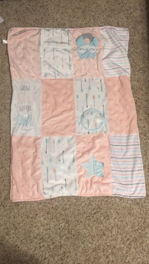 Baby blanket + car seat cover for Sale in Lubbock, TX