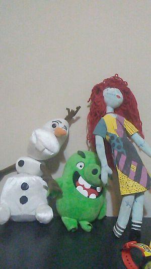 Plush Dolls for Sale in Fresno, CA