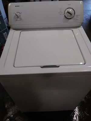 Kenmore washer works great heavy duty extra load capacity for Sale in Taylor, MI