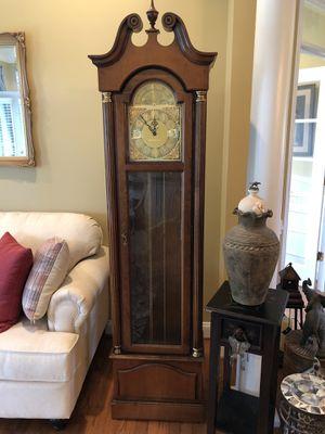 Howard Miller grandfather clock for Sale in Lansdowne, VA