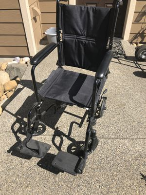 Wheelchair for transportation for Sale in Vancouver, WA