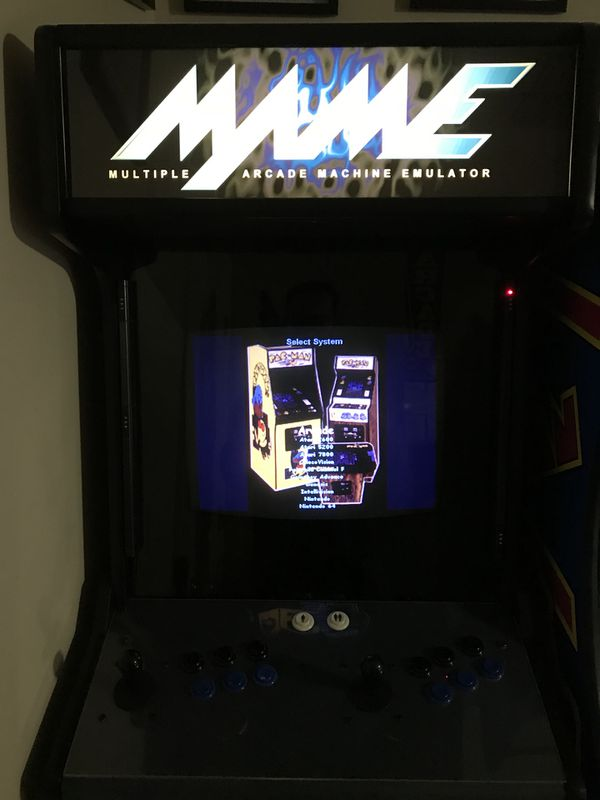 MAME Arcade multicade w/ Trackball and Light Gun, over 10,000 games for  Sale in Winter Park, FL - OfferUp