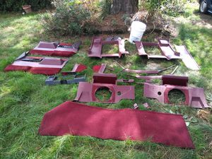 88 Chevy/GMC extended cab interior parts for Sale in Portland, OR