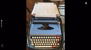Vintage typewriter for Sale in Tampa, FL