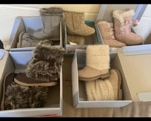 Baby girl boots for Sale in Norfolk, VA