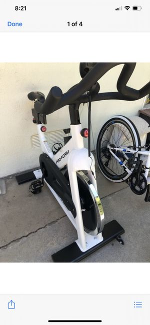 Pro form 405 spx bike for Sale in Los Angeles, CA