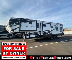 2018 Heartland Fuel 352 Toy Hauler *FOR SALE BY OWNER* *NO SALES TAX* for Sale in Phoenix, AZ
