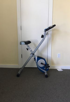 Xterra Folding Exercise Bike for Sale in Oakland, CA