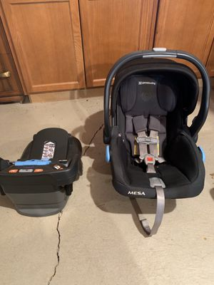 UPPAbaby 2018 / 2019 MESA Infant Car Seat - Jake (Black) for Sale in East Aurora, NY
