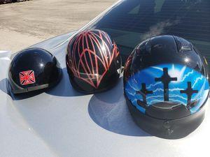 Motorcycle Helmets...... for Sale in Jacksonville, FL