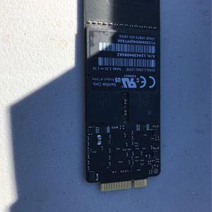 256GB Macbook Pro mSATA SSD 655-1800B SanDisk SD5SL2-256G-1205E for Sale in San Jose, CA