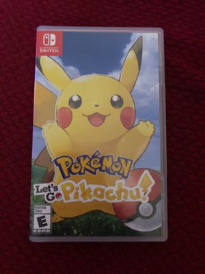 let's go pikachu super mario party skyrim for Sale in Santa Clara, CA