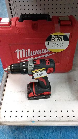 Milwaukee 2606-20 cordless drill for Sale in Pompano Beach, FL