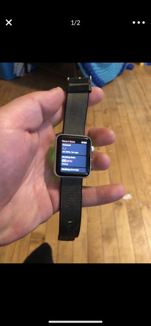 Apple Watch series 3 42 mm for Sale in WILIAMSBG Township, ME