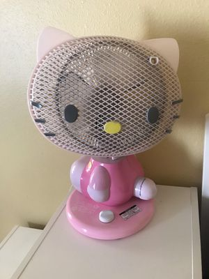 Hello kitty fan for Sale in Monterey Park, CA