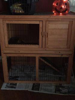 Rabbit Cage for Sale in Dallas,  TX