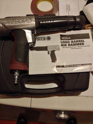 Matco air hammer for Sale in Eldersburg, MD