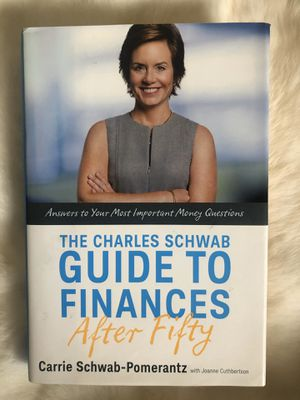 The Charles Schwab Guide to Finances After Fifty for Sale in Bellingham, WA