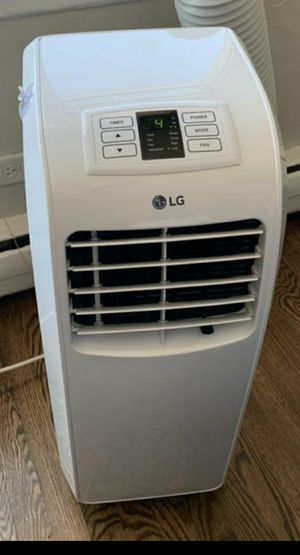Lg portable air conditioner for Sale in Lombard, IL