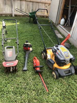 Lawn Equipment for Sale in Fort Worth, TX