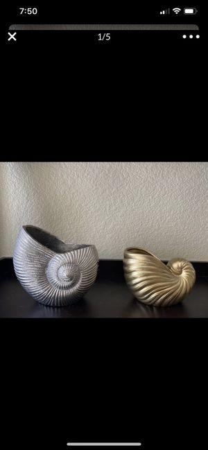 Custom listing Diana vases, vase filler, fabric for Sale in Henderson, NV