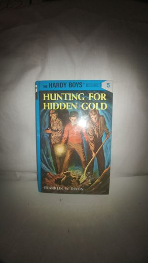 Hunting for Hidden Gold by Franklin W. Dixon 1991 Like New! for Sale in La Habra Heights, CA