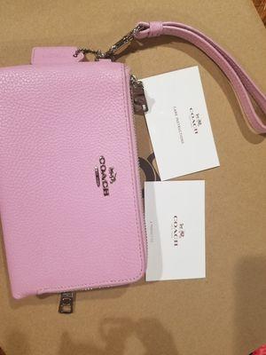Coach Wrist wallet for Sale in Odessa, TX