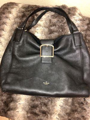 Black Leather Kate Spade Purse for Sale in Scottsdale, AZ
