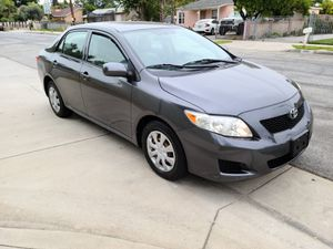 2009 Toyota Corolla for Sale in Los Angeles, CA