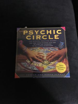 The Psychic Circle magical board game. for Sale in Claymont, DE