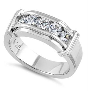 Man's Wedding 🎩 Ring for Sale in San Antonio, TX
