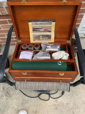Cleaning kit with case and bag for Sale in Winston-Salem, NC