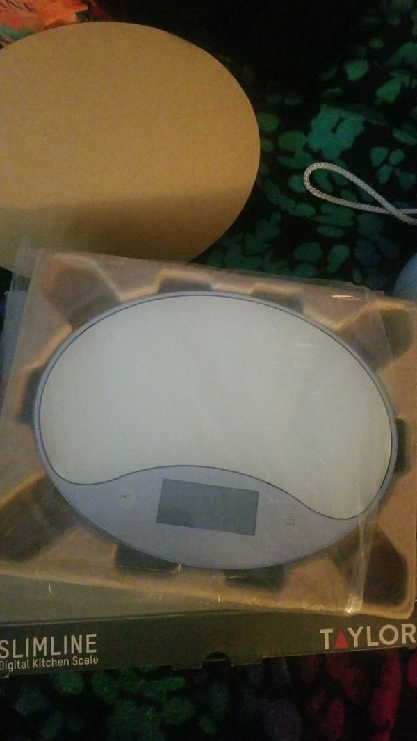 Digital Kitchen Scale Brand New opened box for picture