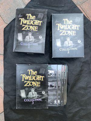 Twilight zone dvd's for Sale in San Diego, CA