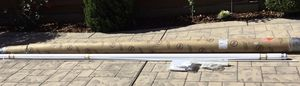 """Solera 13"""" Solid White RV Awning Roller and Fabric (Std) for Sale in Turlock, CA"""