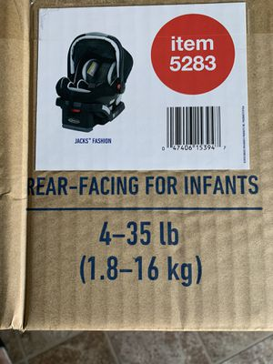 Infant car seat for Sale in Dinuba, CA