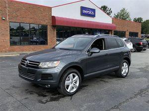 2012 Volkswagen Touareg for Sale in Greensboro, NC