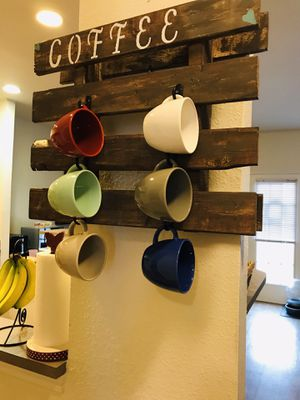 Coffee Cup Racks!!! for Sale in Frederick, MD