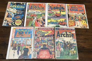 Archie comic book lot for Sale in Dallas, TX
