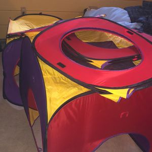 Kids Tunnels Princess Chairs for Sale in Billerica, MA