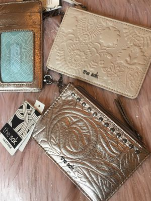 small wallet & business card holder. One for 15 dollars for Sale in Glyndon, MD