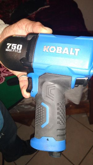 Kobalt 0.5-in 750-ft Air Impact Wrench for Sale in Corona, CA
