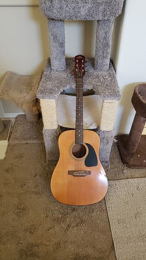 Gibson Epiphone acoustic guitar for Sale in Fresno, CA