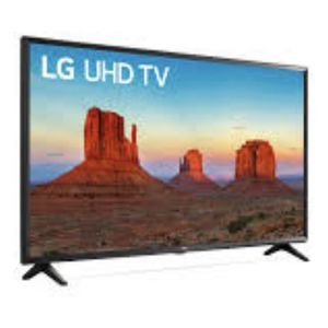 LG 50 Inch Class 4K HDR Smart LED UHD TV for Sale in Buffalo, NY