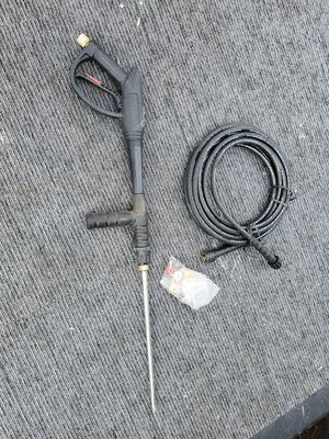 NEW DeWalt pressure washer gun, hose and tips for Sale in Salt Lake City, UT