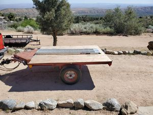 Hevey duty utility trailer for Sale in Pearblossom, CA