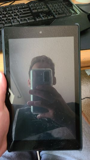 Amazon Fire Tablet w/ Stand for Sale in Renton, WA