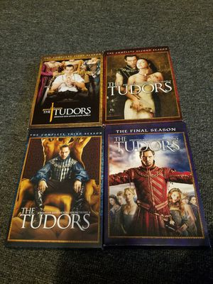 The Tudors complete series for Sale in The Bronx, NY