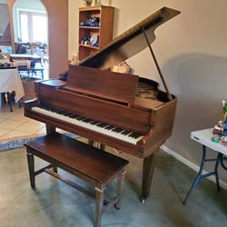 "Vose & Sons 4'11"" Baby Grand Piano 1924 for Sale in Scottsdale,  AZ"